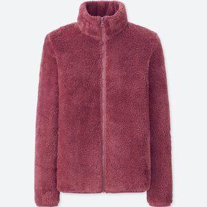 Uniqlo | Fluffy Yarn Fleece Full Zip Up Jacket